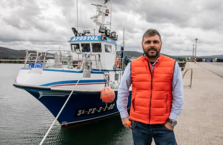 Evaristo Antelo López, armador e patrón do buque Apostol