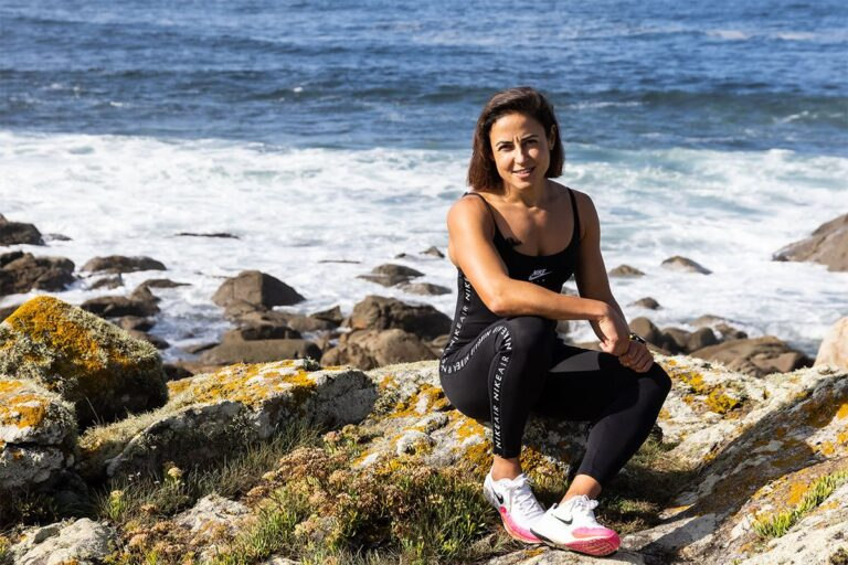 Paula Esteiro Ramos, unha camariñana campiona de España